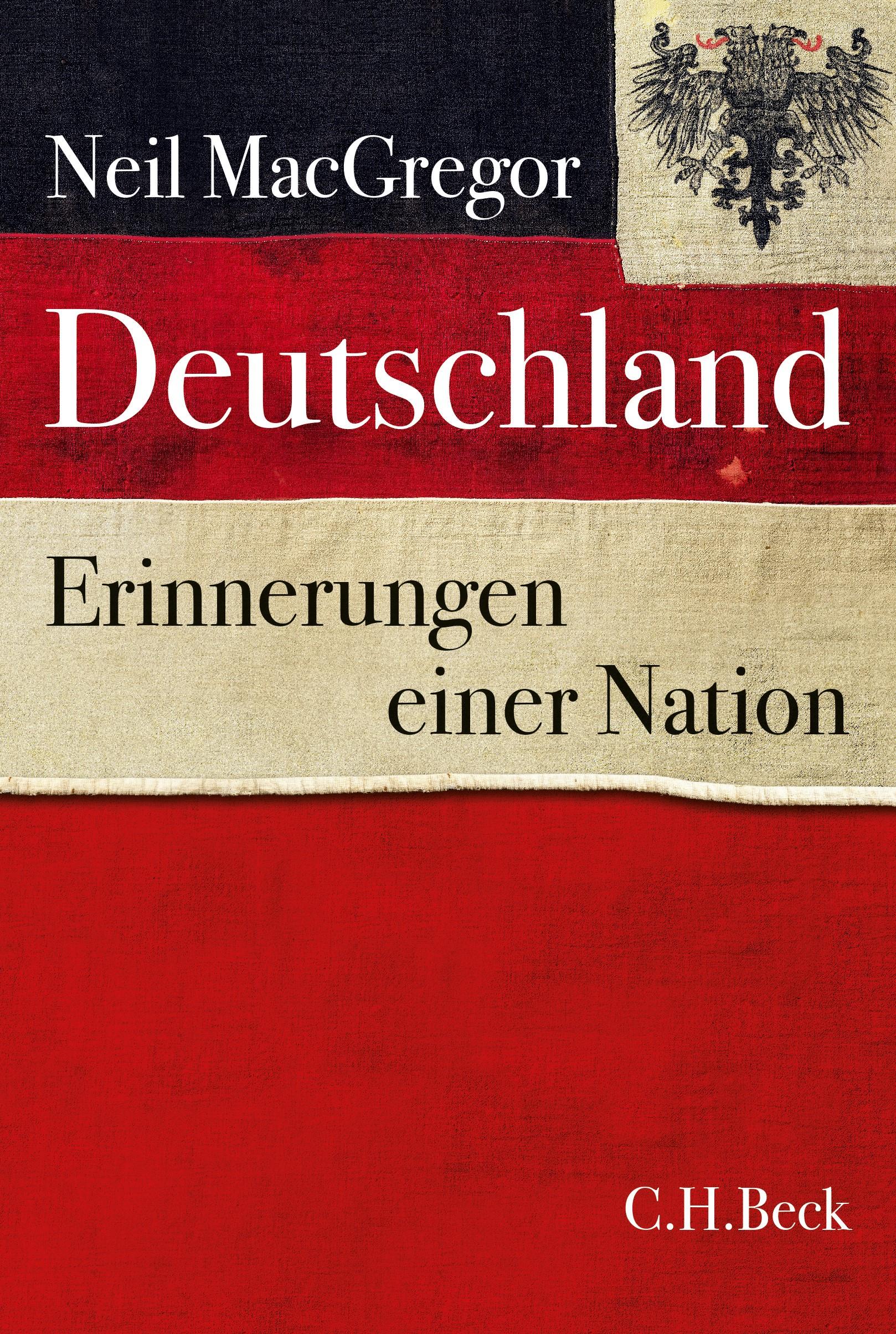 Cover des Buches 'Deutschland'