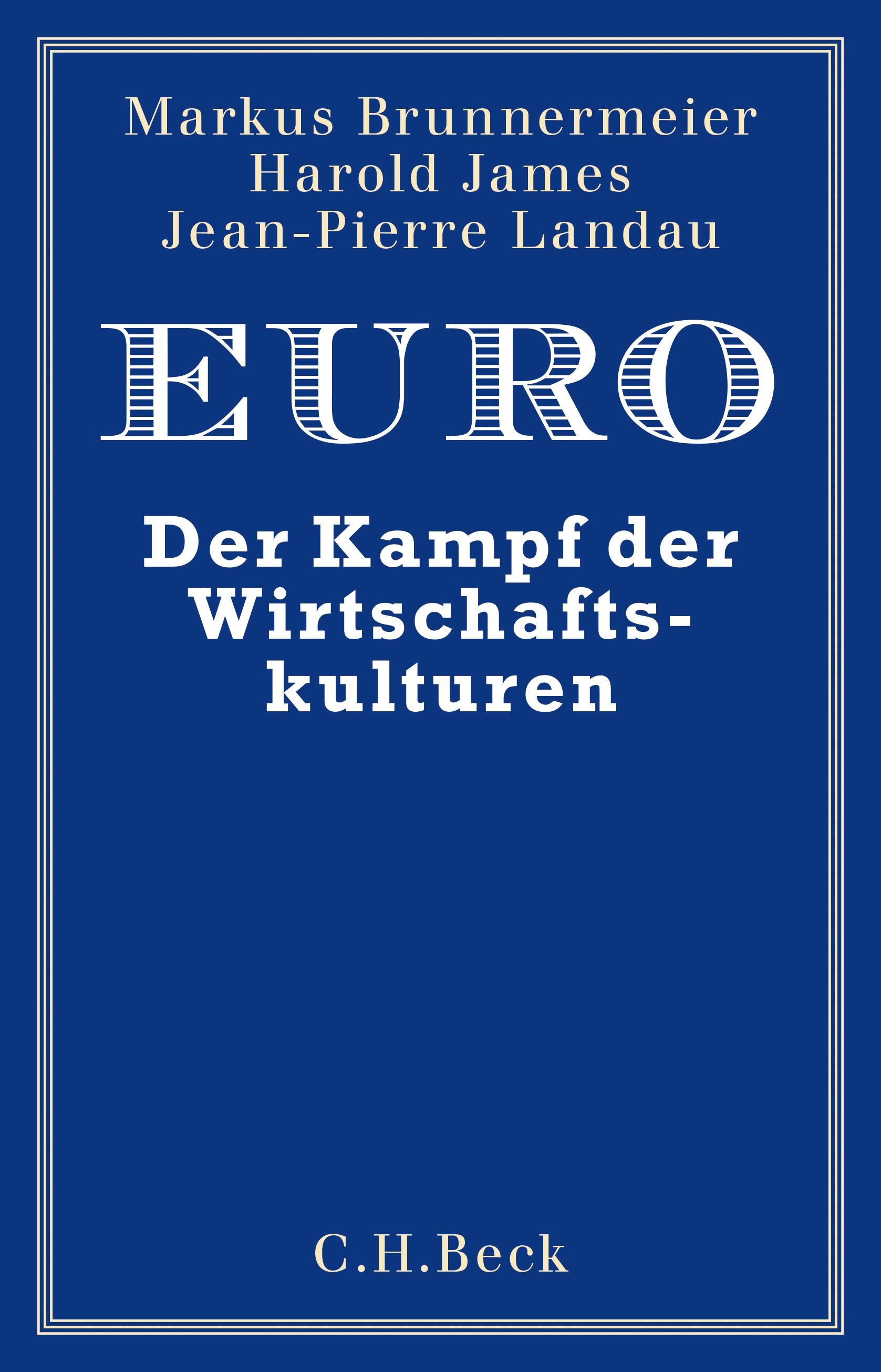 Cover des Buches 'Euro'