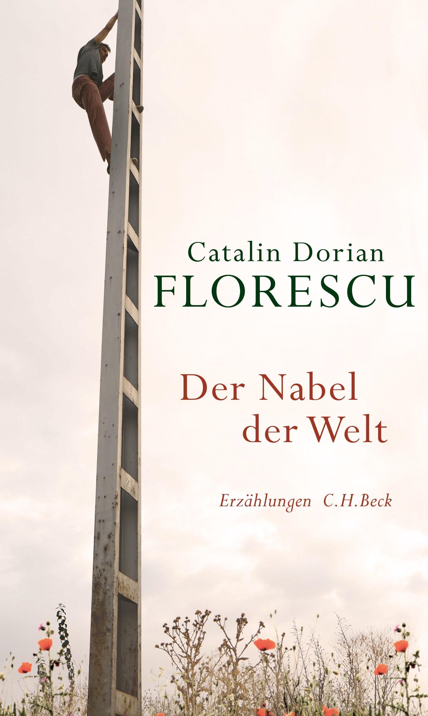 Cover des Buches 'Der Nabel der Welt'