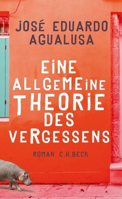 Cover des Buches 'Eine allgemeine Theorie des Vergessens'
