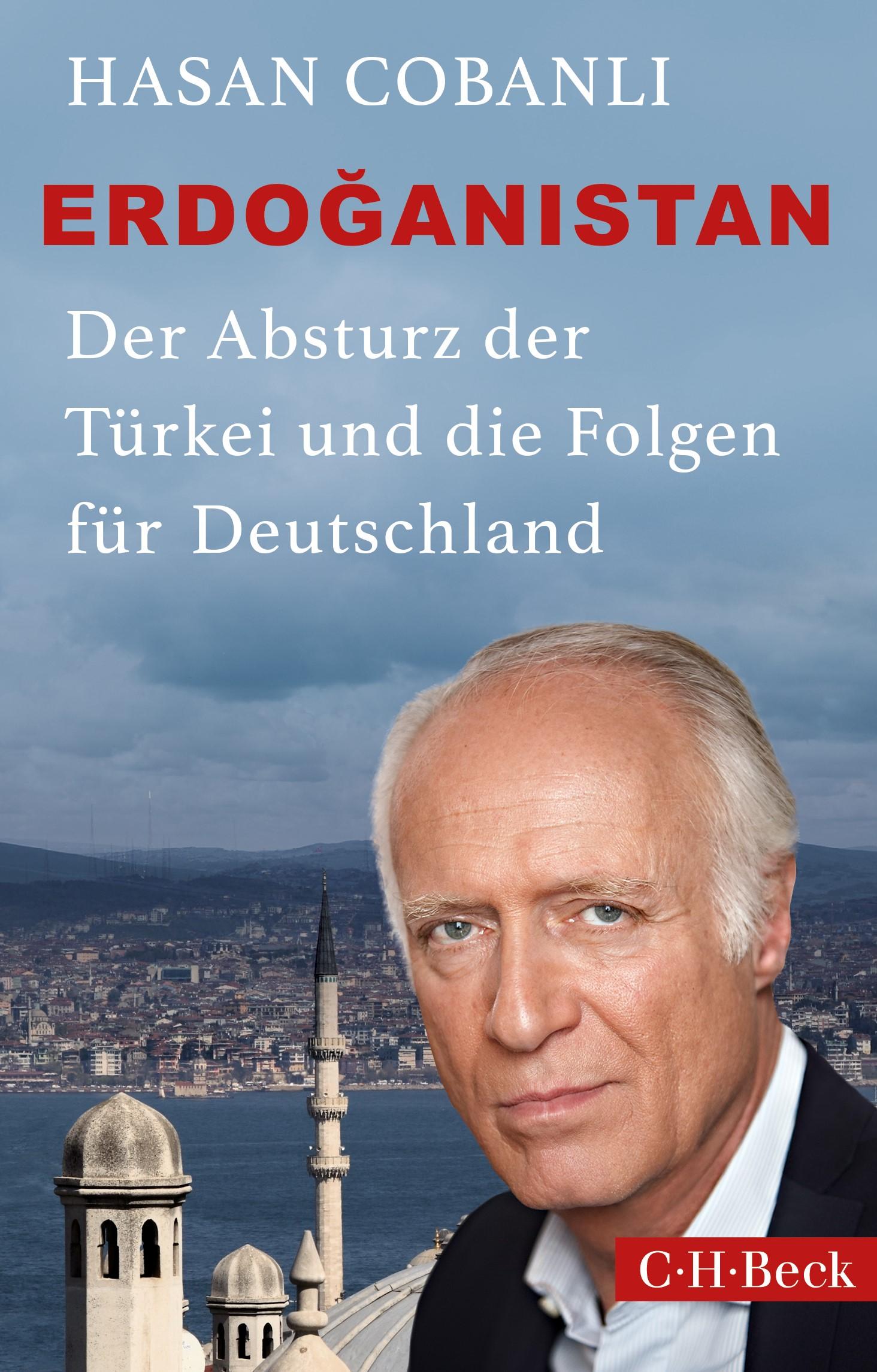Cover des Buches 'Erdoganistan'