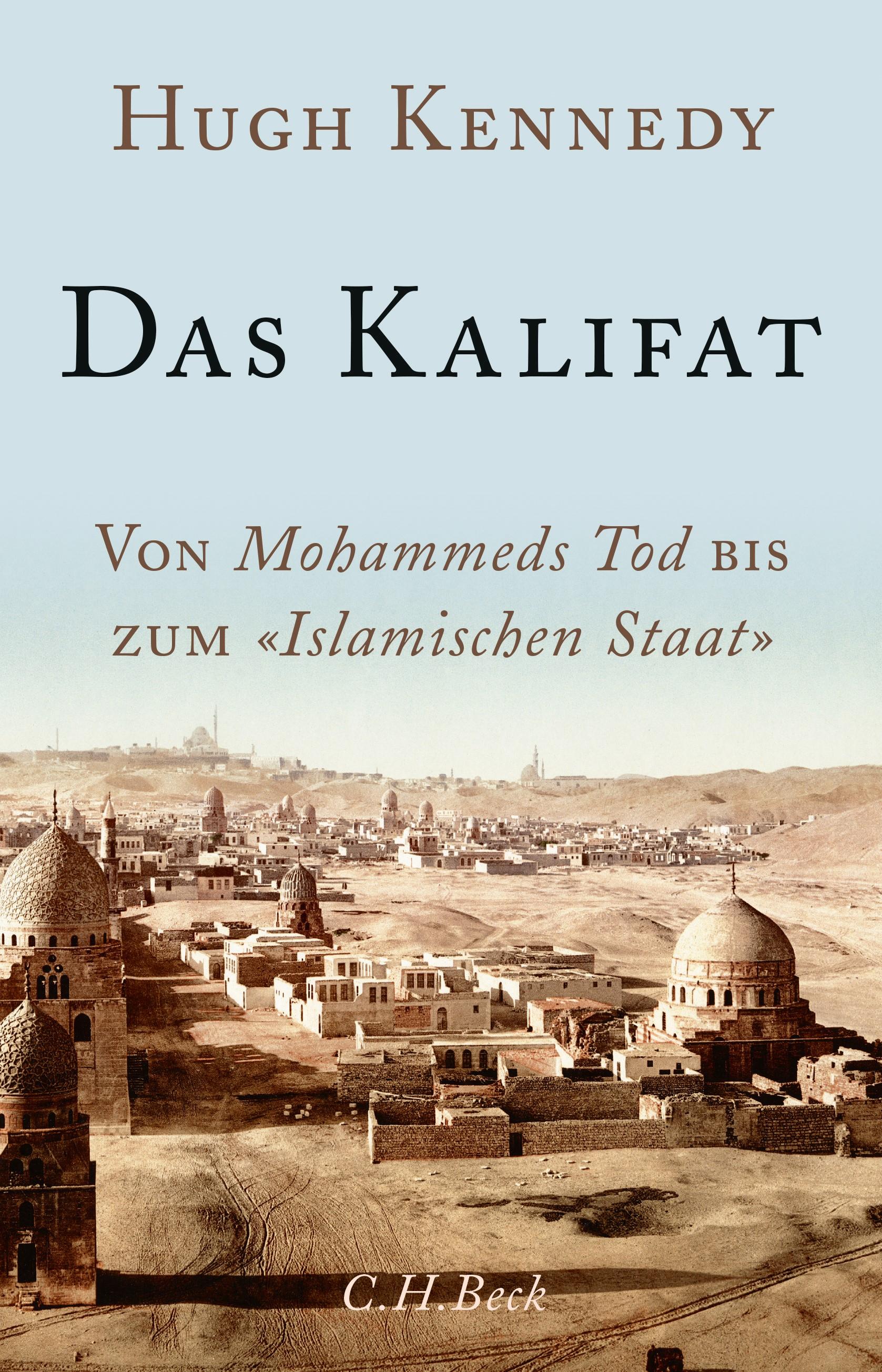 Cover des Buches 'Das Kalifat'