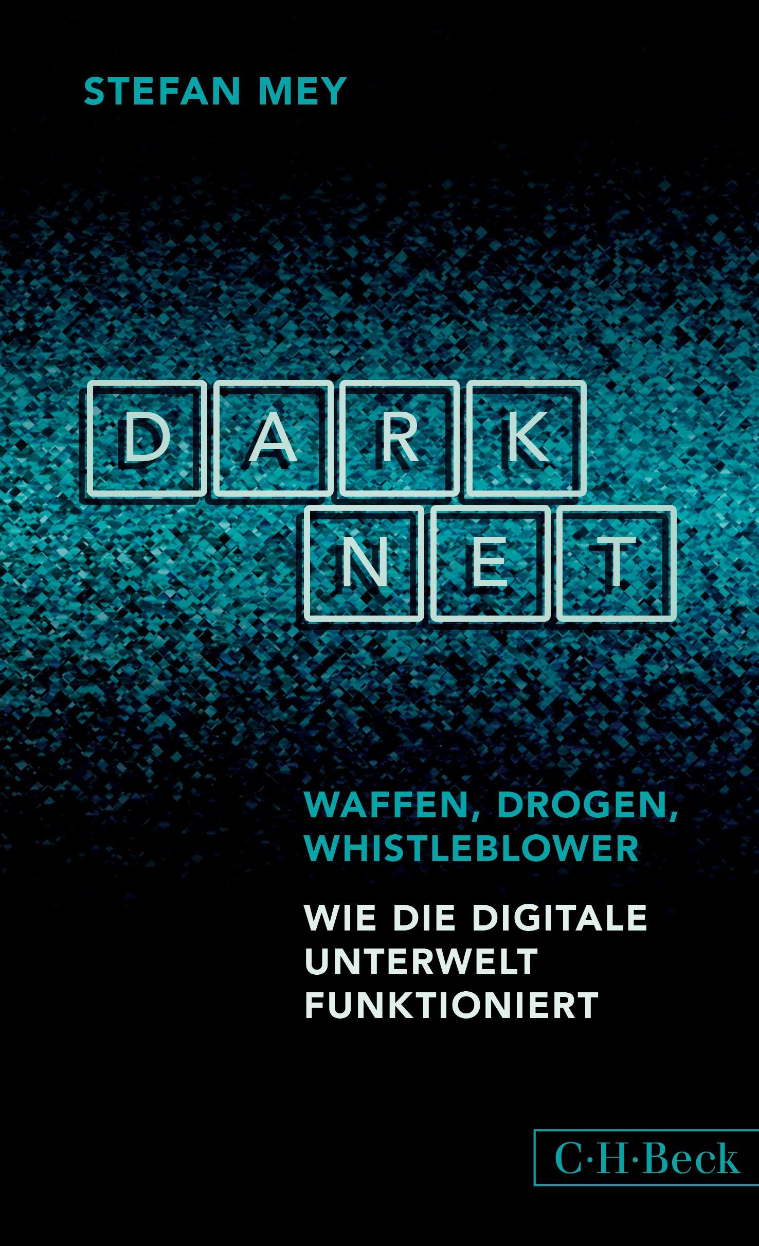Cover des Buches 'Darknet'