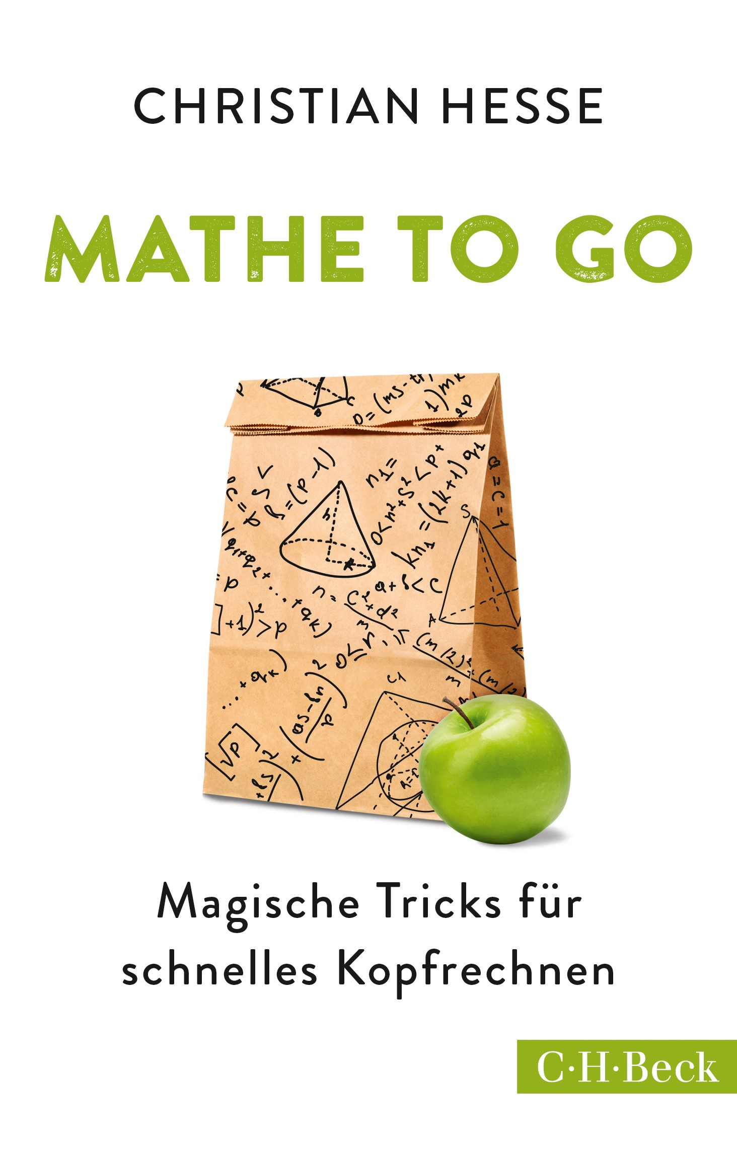 Cover des Buches 'Mathe to go'