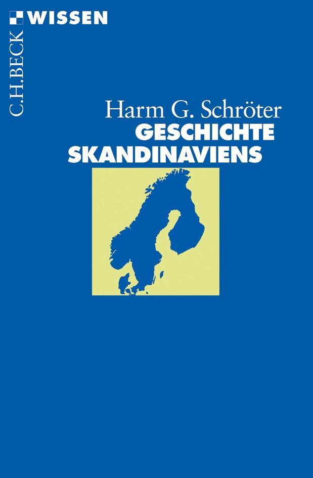 Cover des Buches 'Geschichte Skandinaviens'
