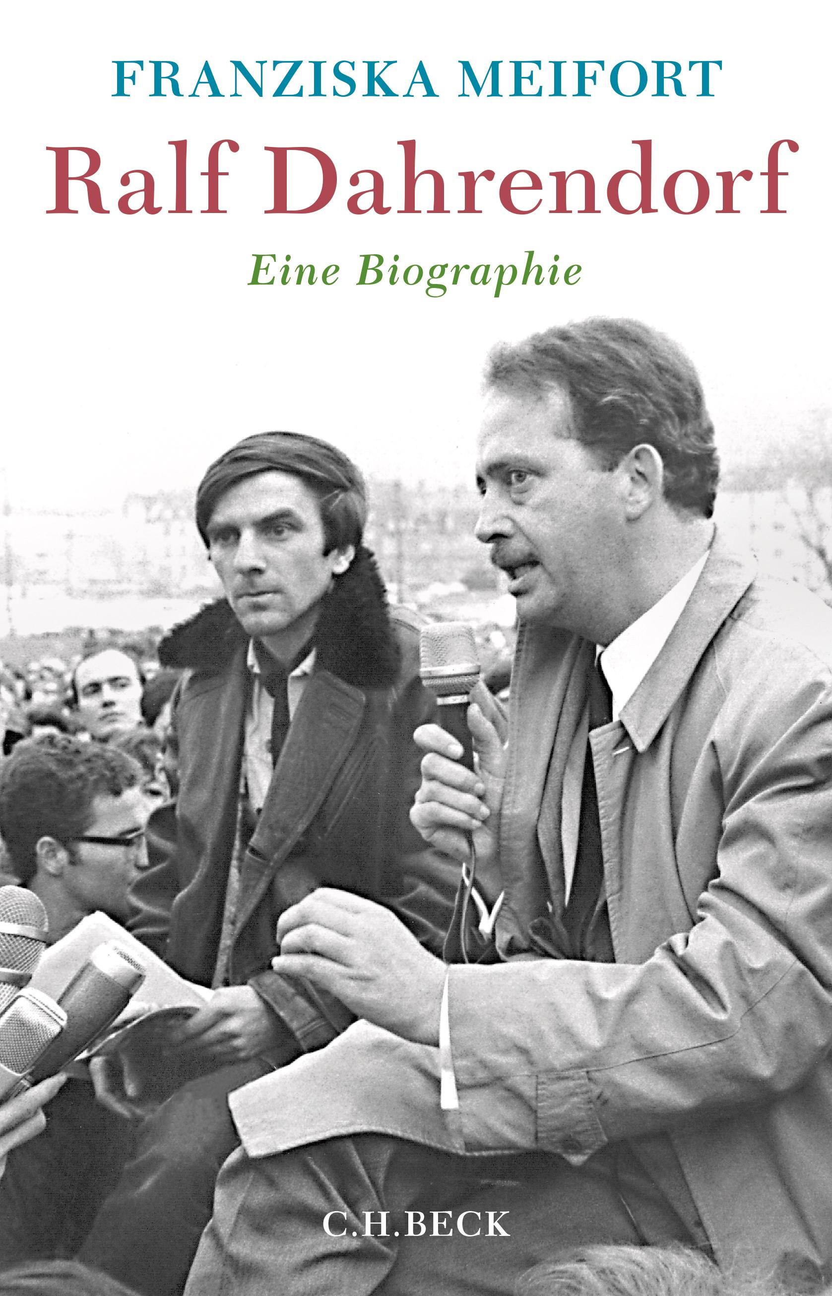 Cover des Buches 'Ralf Dahrendorf'