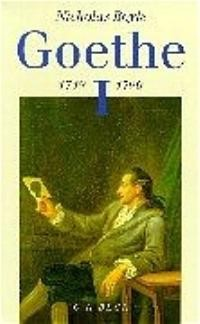 Cover des Buches 'Goethe'