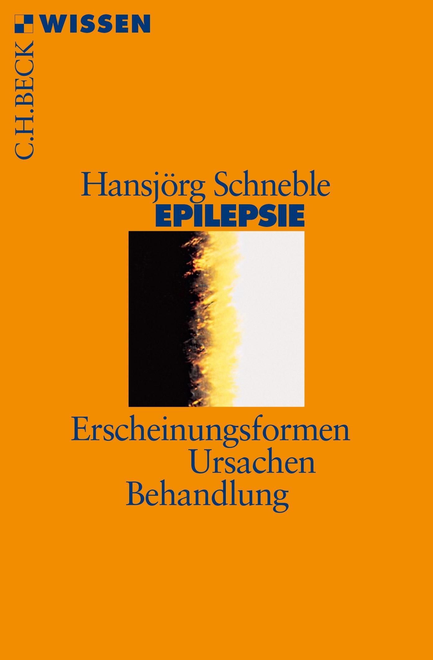 Cover des Buches 'Epilepsie'