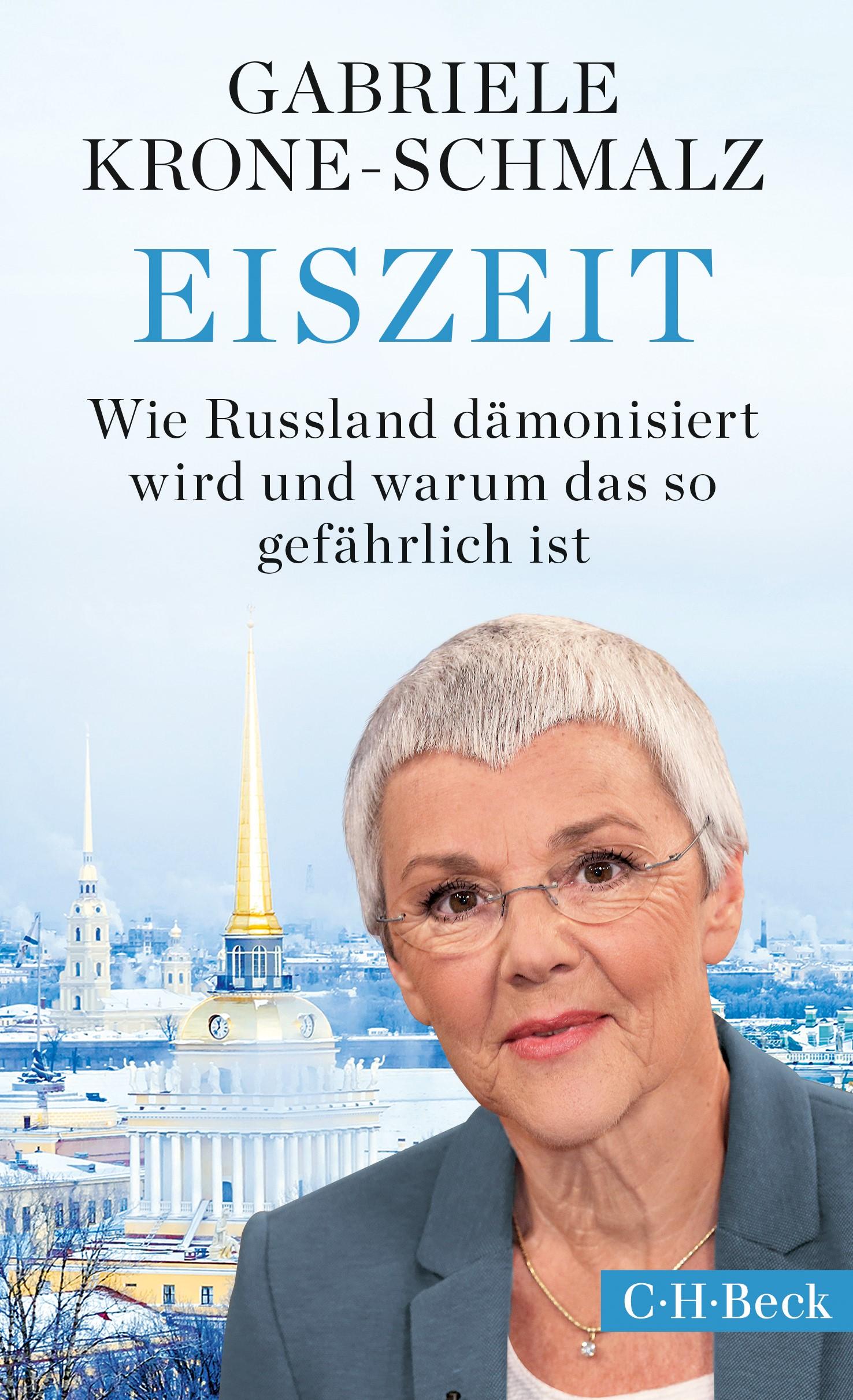 Cover des Buches 'Eiszeit'