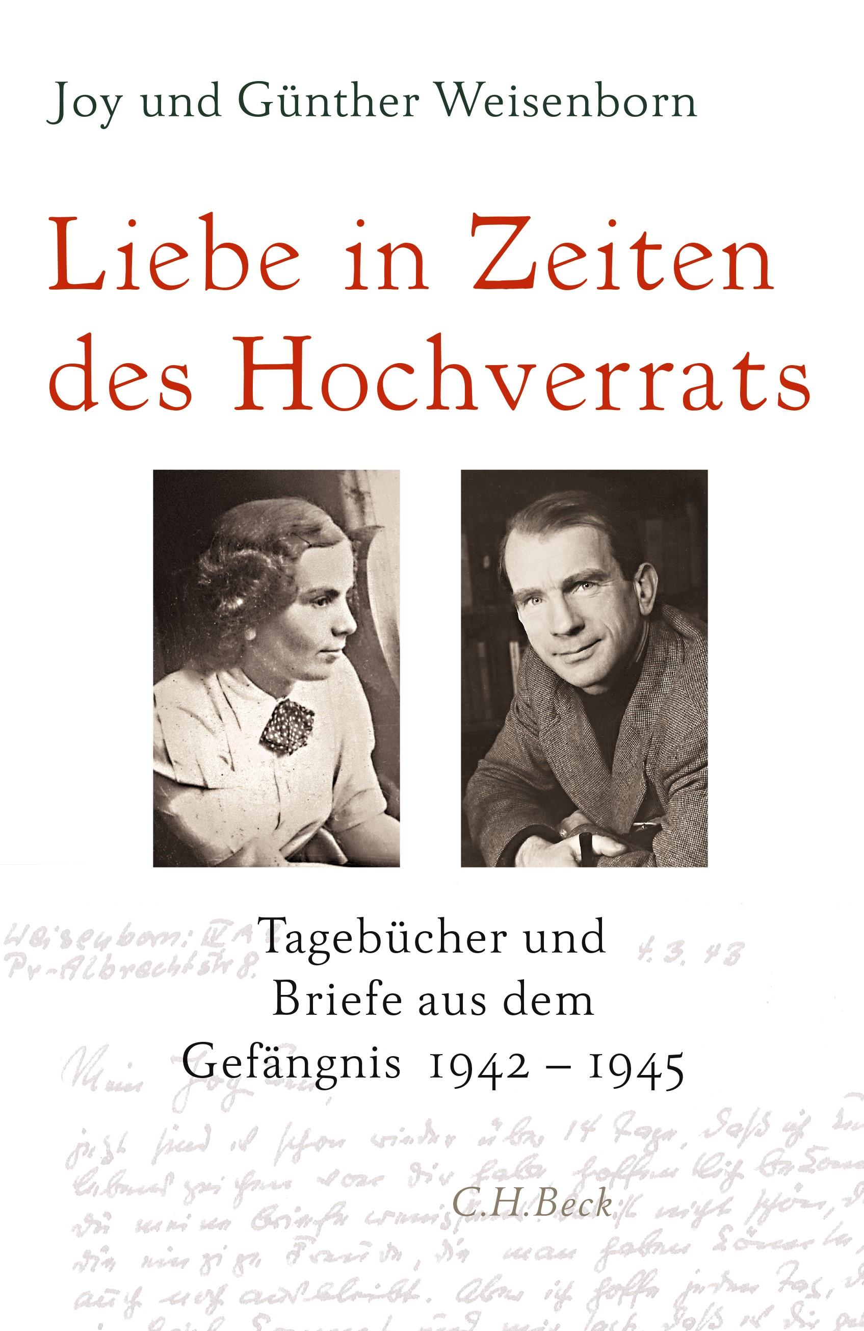 Cover des Buches 'Liebe in Zeiten des Hochverrats'