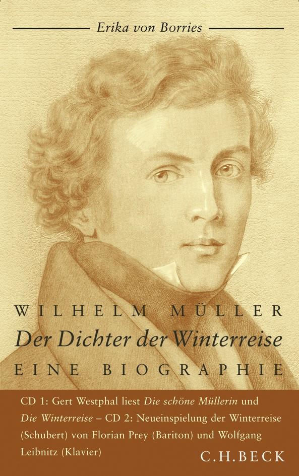 Cover des Buches 'Wilhelm Müller'
