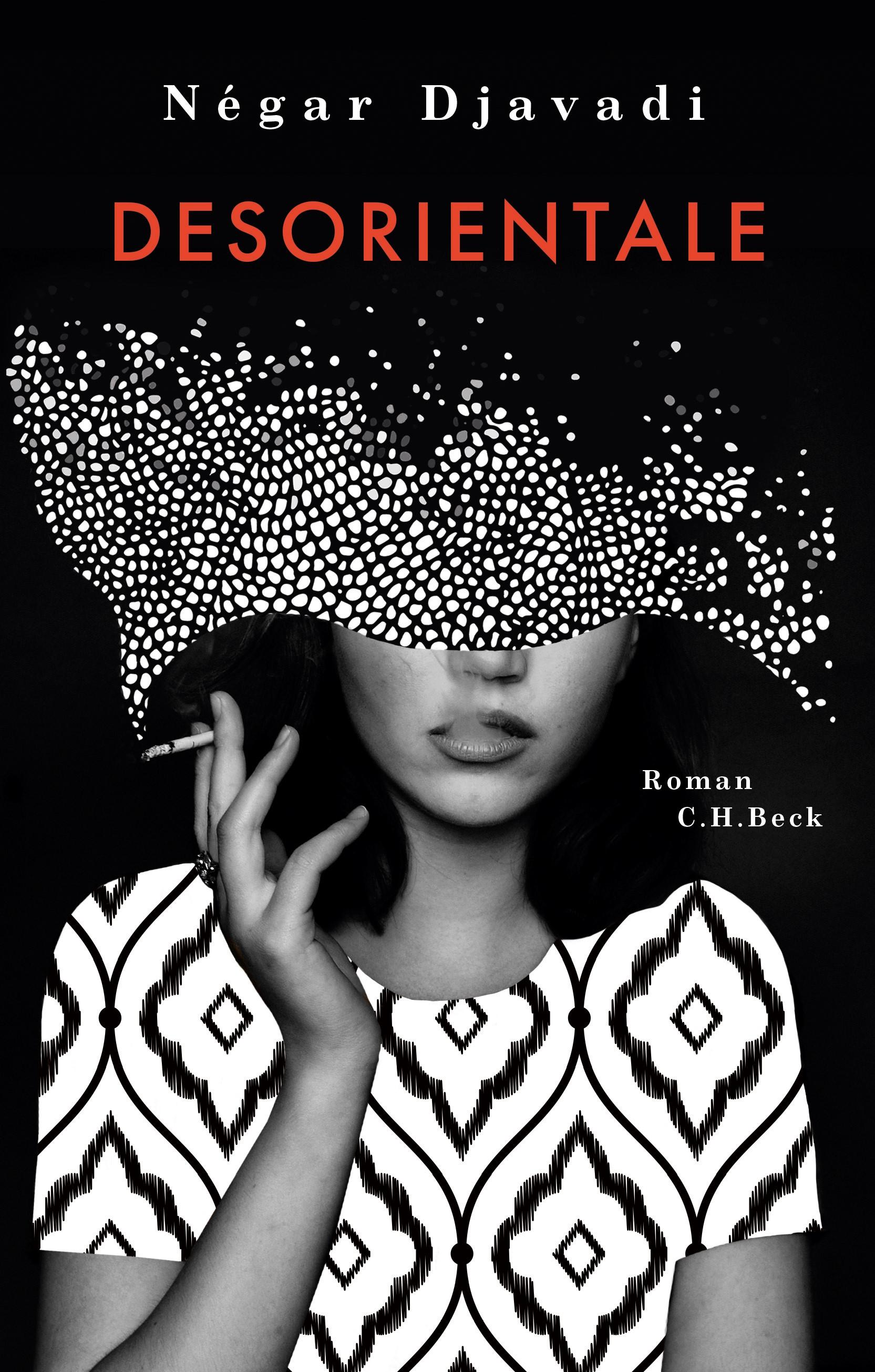Cover des Buches 'Desorientale'