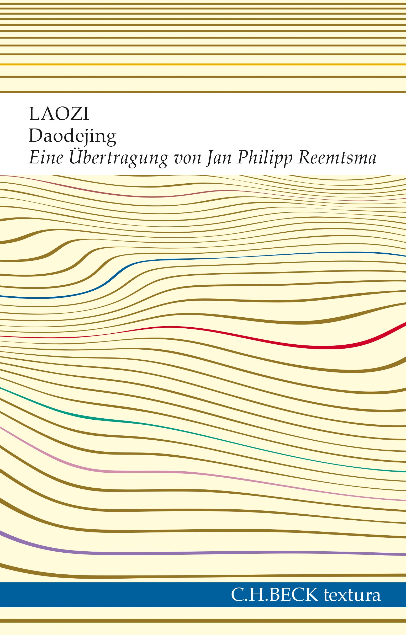 Cover des Buches 'Daodejing'