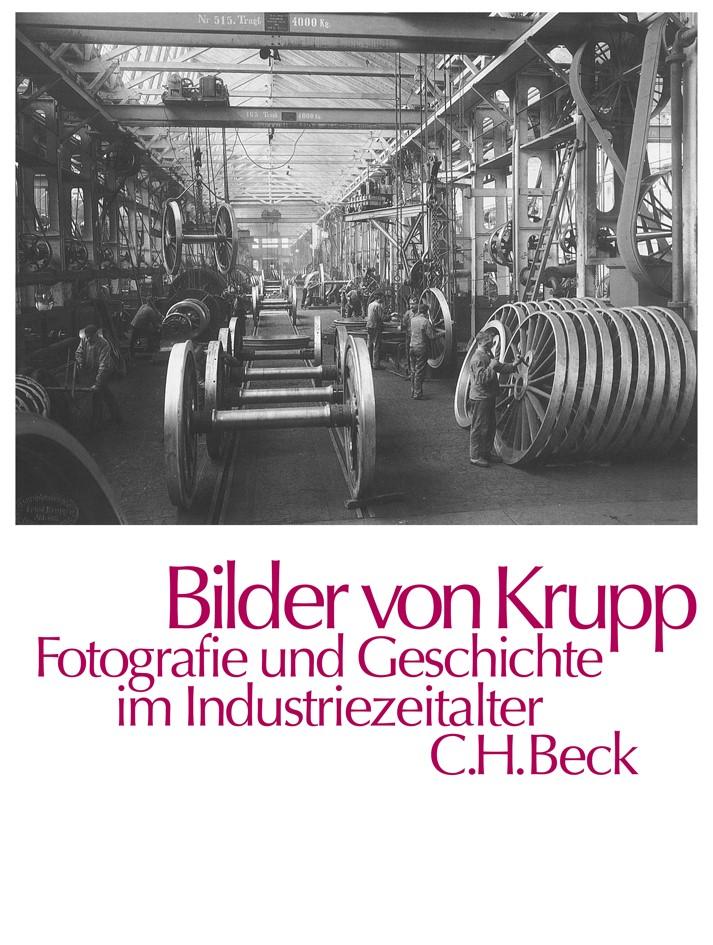Cover des Buches 'Bilder von Krupp'