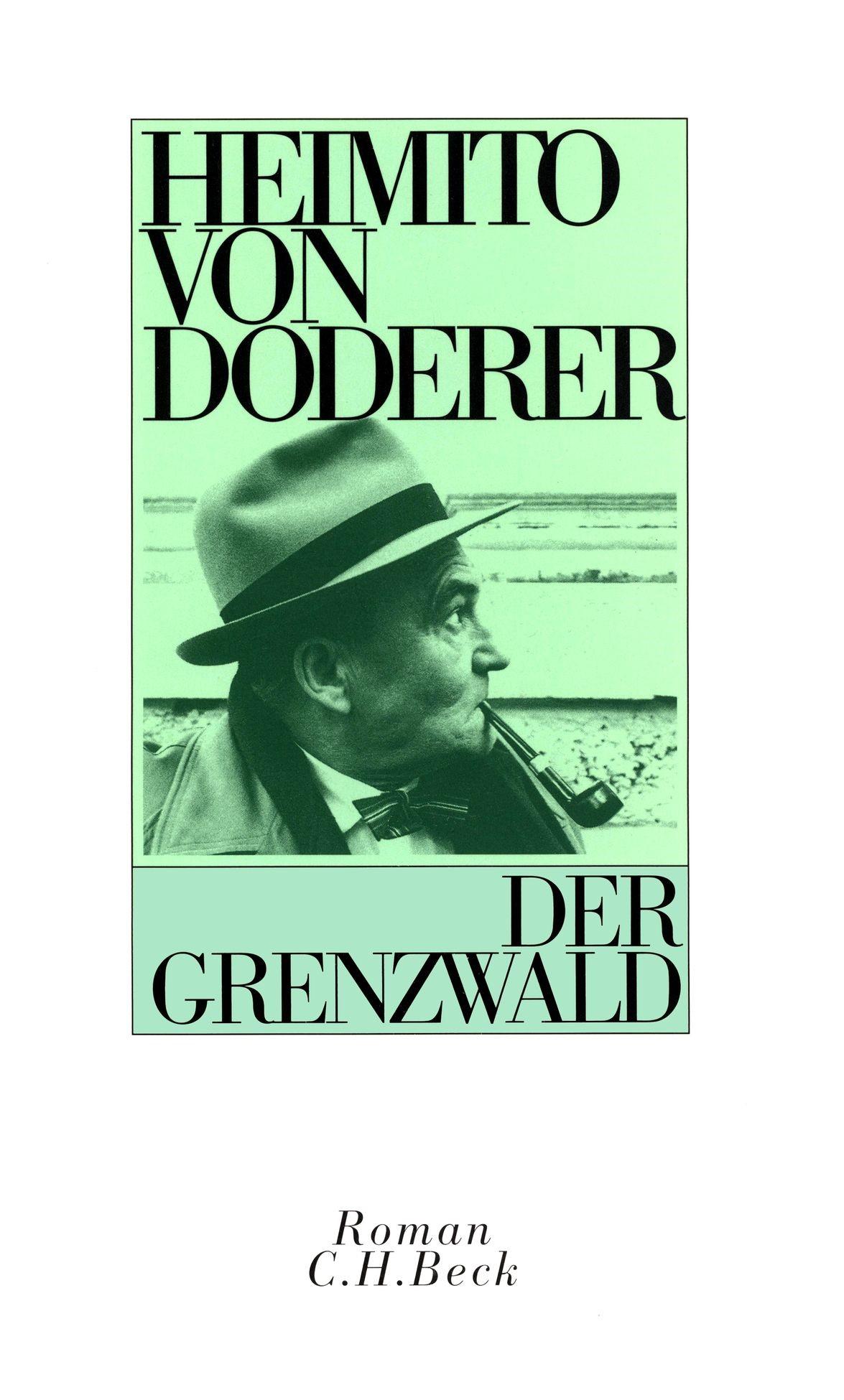 Cover des Buches 'Der Grenzwald'