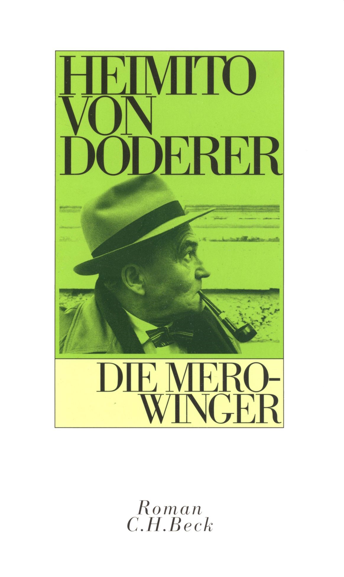 Cover des Buches 'Die Merowinger'