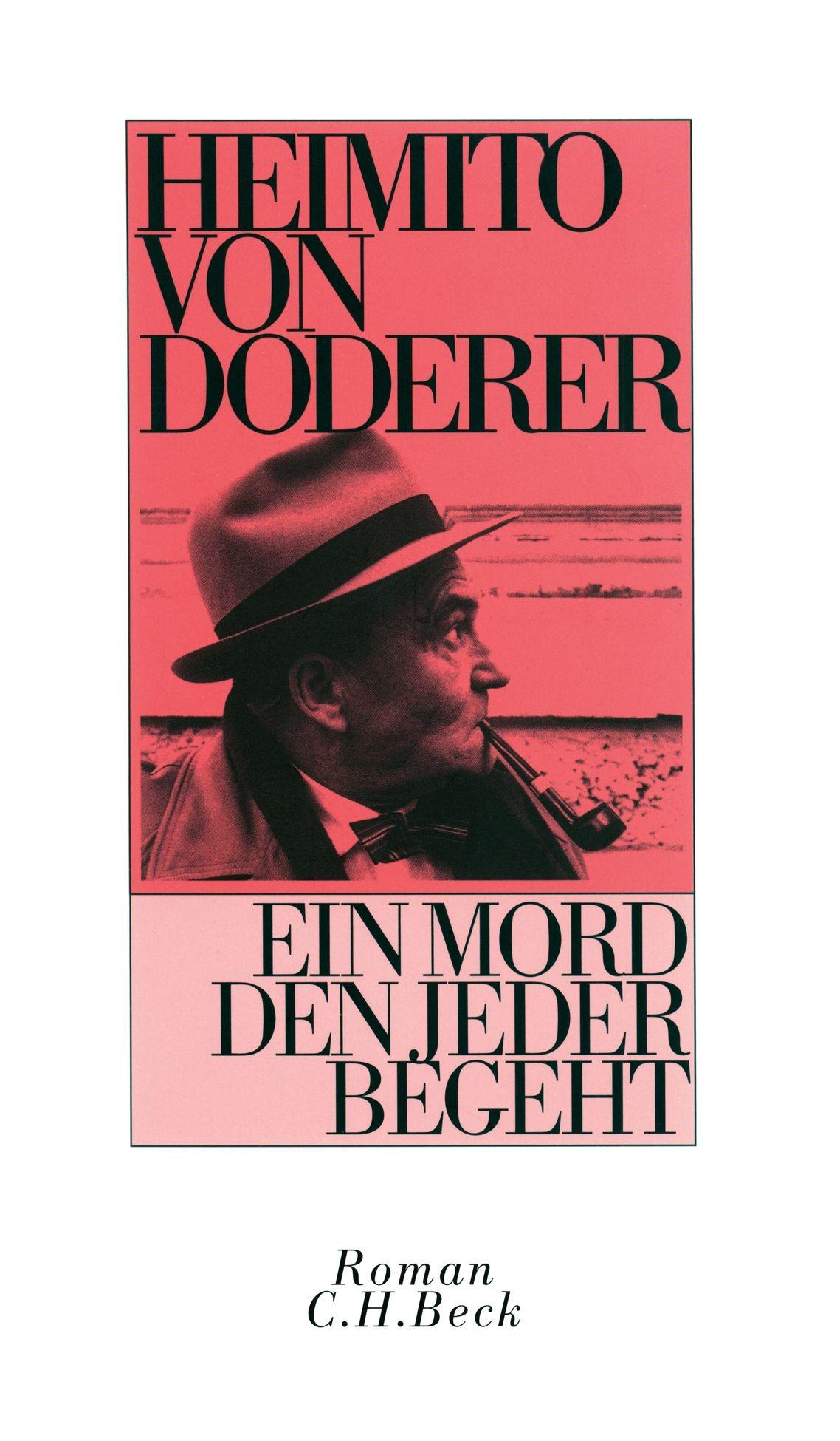 Cover des Buches 'Ein Mord den jeder begeht'