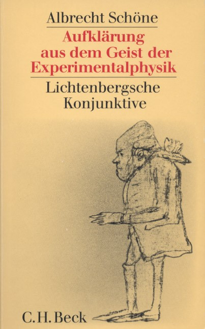 Cover des Buches 'Aufklärung aus dem Geist der Experimentalphysik'