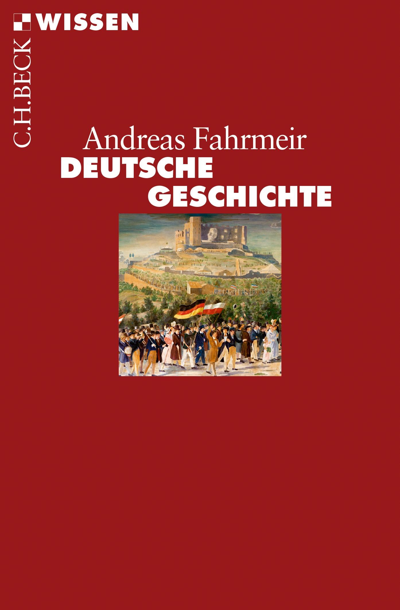 Cover des Buches 'Deutsche Geschichte'