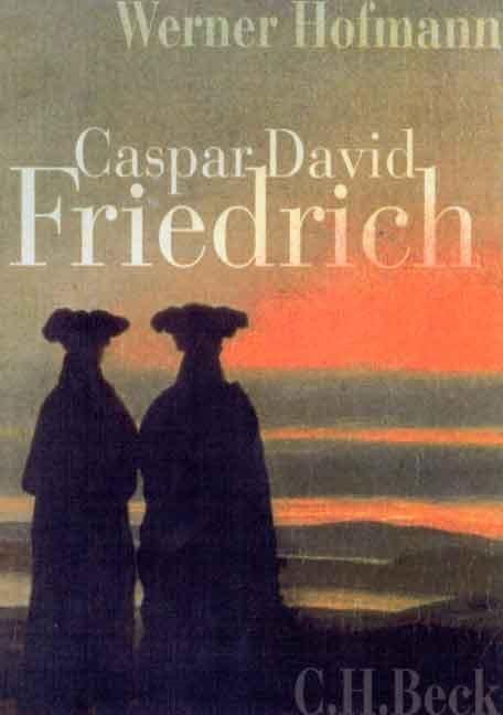 Cover des Buches 'Caspar David Friedrich'