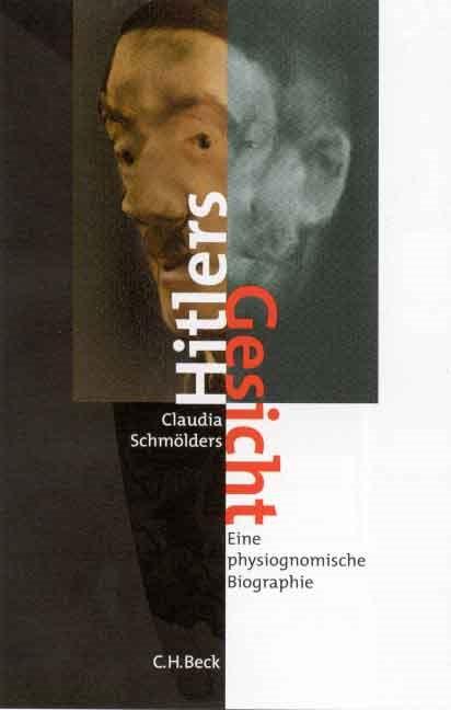 Cover des Buches 'Hitlers Gesicht'