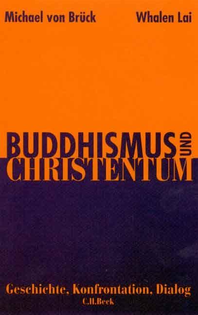 Cover des Buches 'Buddhismus und Christentum'