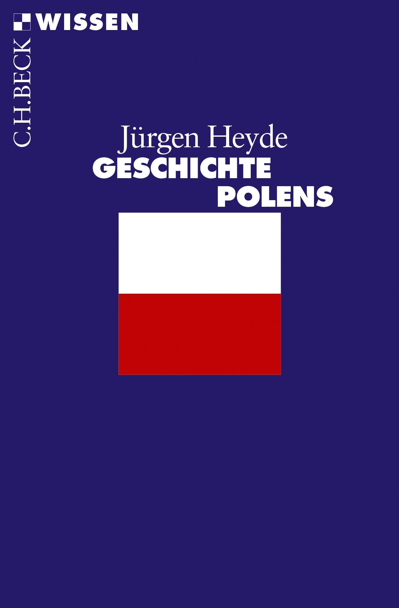 Cover des Buches 'Geschichte Polens'