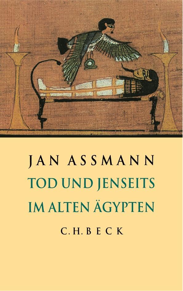 Cover des Buches 'Tod und Jenseits im alten Ägypten'
