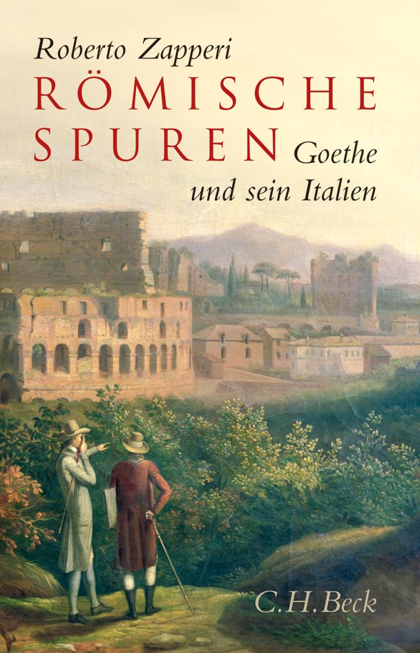 Cover des Buches 'Römische Spuren'