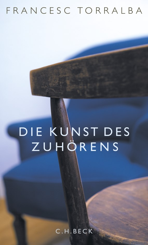 Cover des Buches 'Die Kunst des Zuhörens'