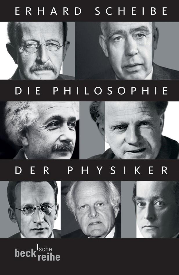 Cover des Buches 'Die Philosophie der Physiker'