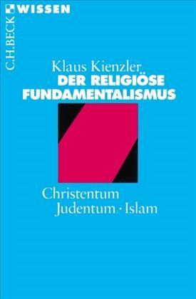 Cover des Buches 'Der religiöse Fundamentalismus'