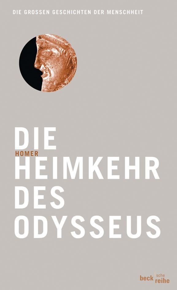 Cover des Buches 'Die Heimkehr des Odysseus'