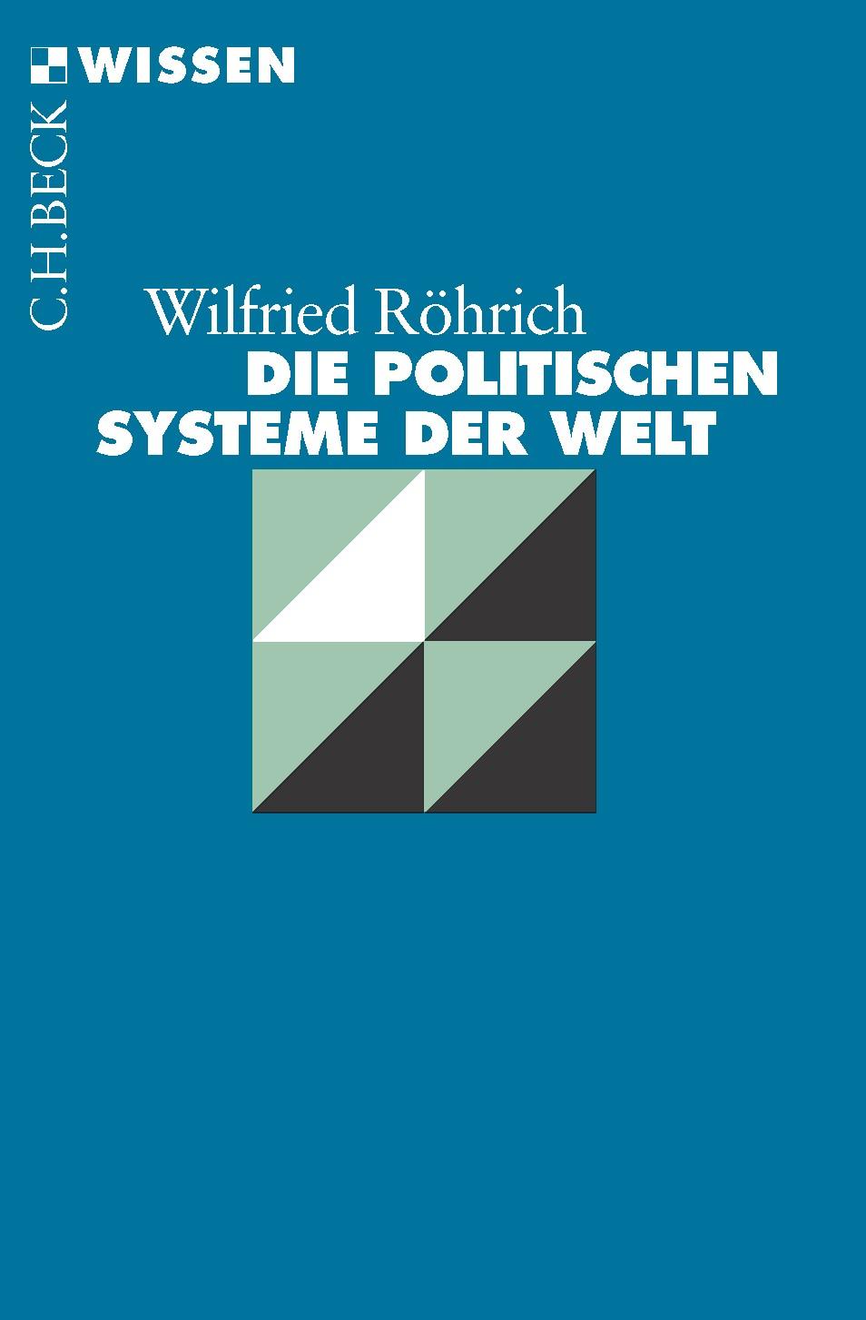 Cover des Buches 'Die politischen Systeme der Welt'