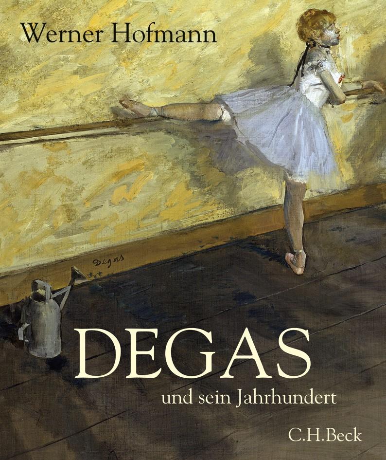Cover des Buches 'Degas'