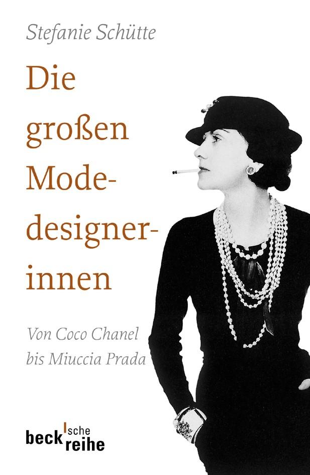 Cover des Buches 'Die großen Modedesignerinnen'
