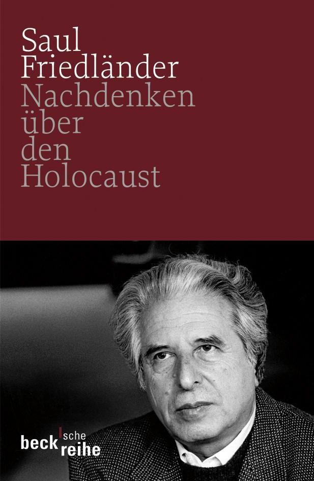 Cover des Buches 'Nachdenken über den Holocaust'