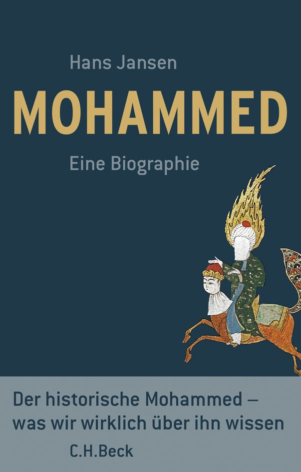 Cover des Buches 'Mohammed'