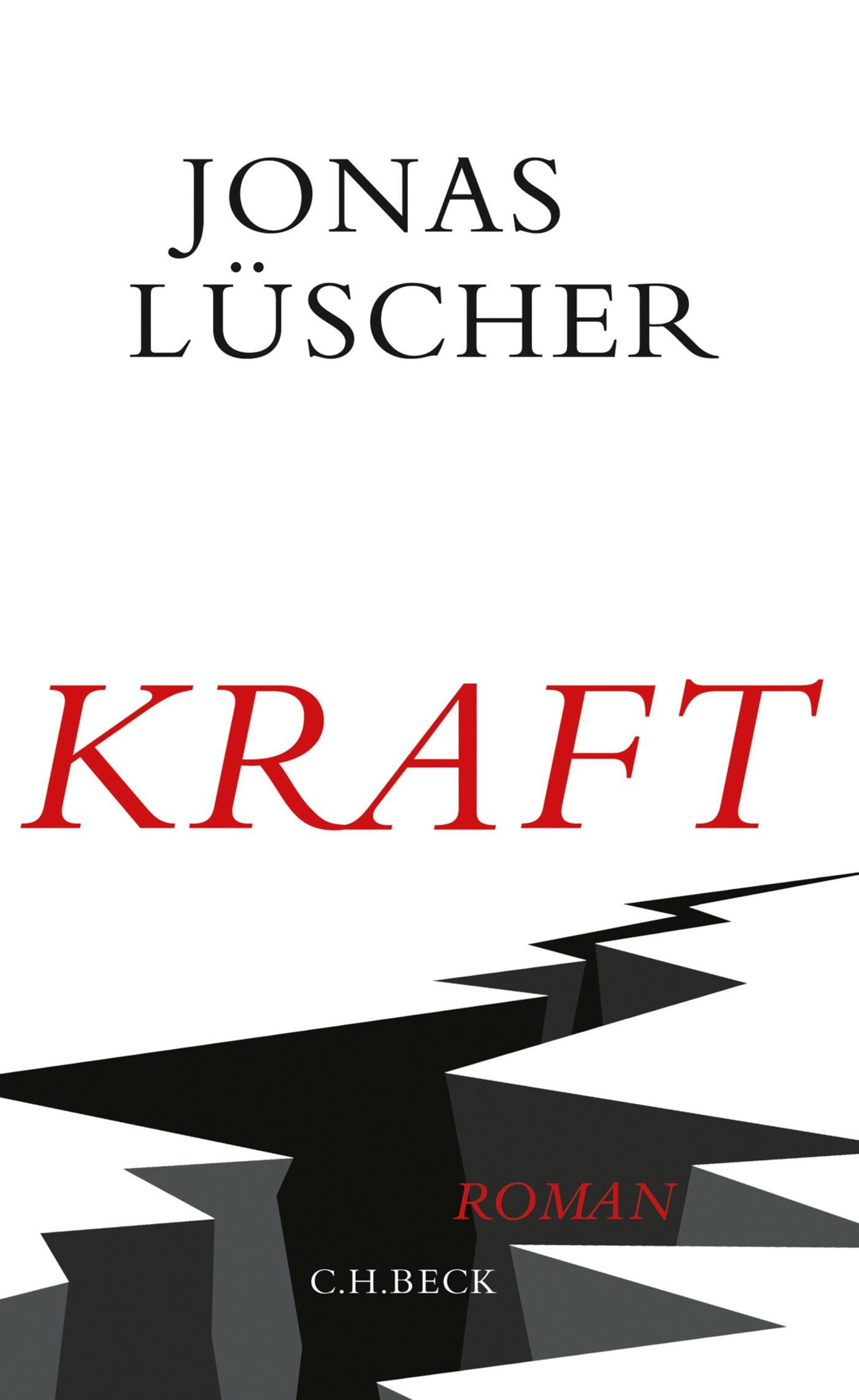 Cover des Buches 'Kraft'