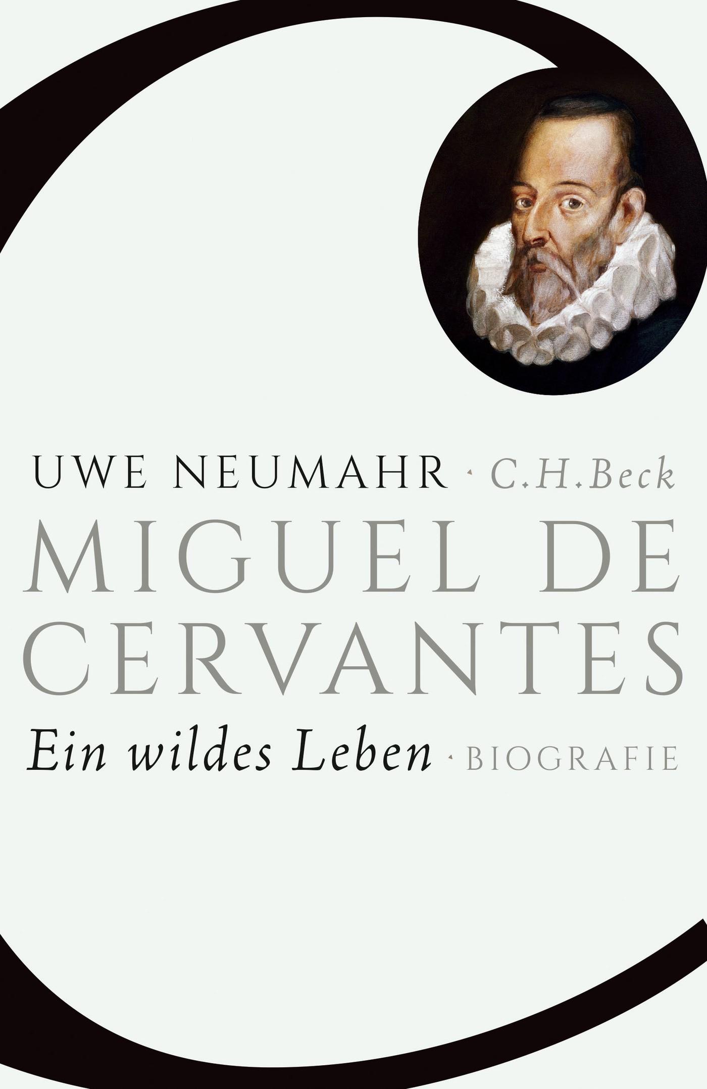 Cover des Buches 'Miguel de Cervantes'