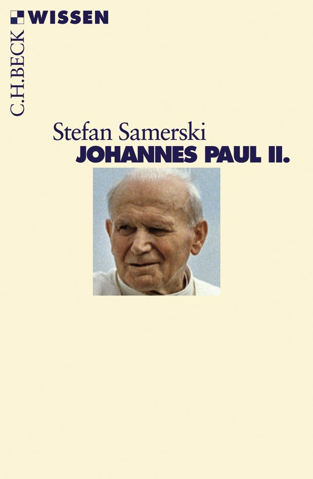 Cover des Buches 'Johannes Paul II.'