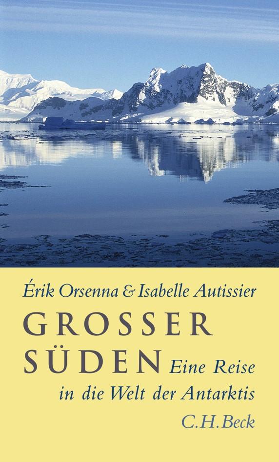 Cover des Buches 'Großer Süden'
