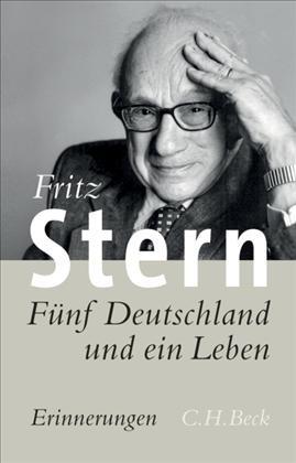 Cover des Buches 'Fünf Deutschland und ein Leben'