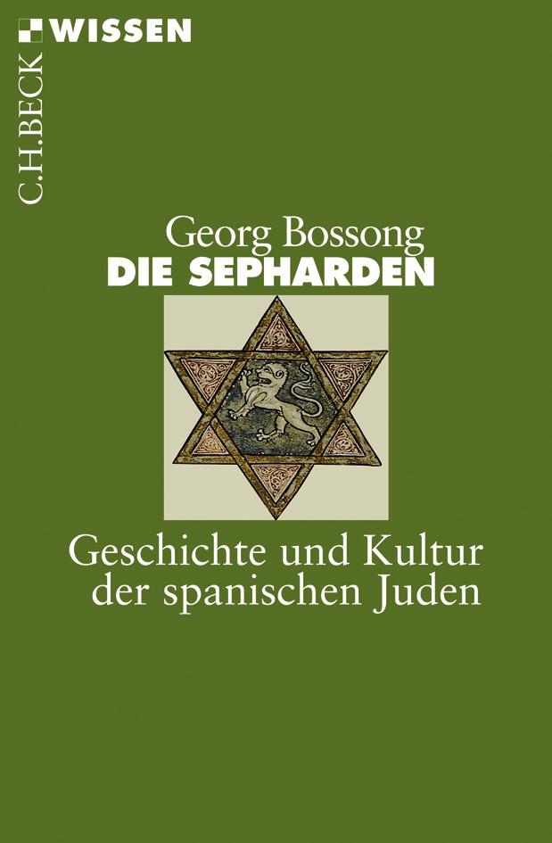 Cover des Buches 'Die Sepharden'