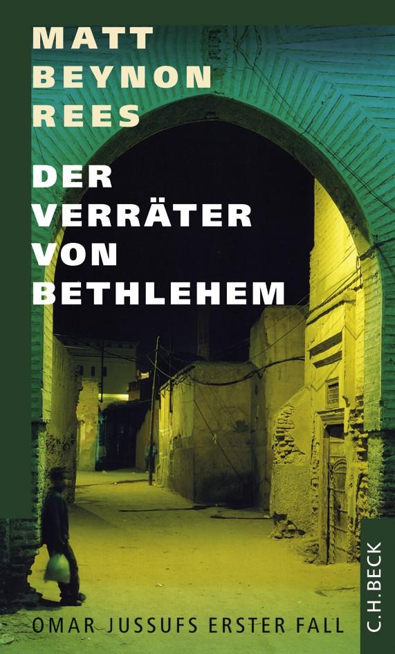 Cover des Buches 'Der Verräter von Bethlehem'