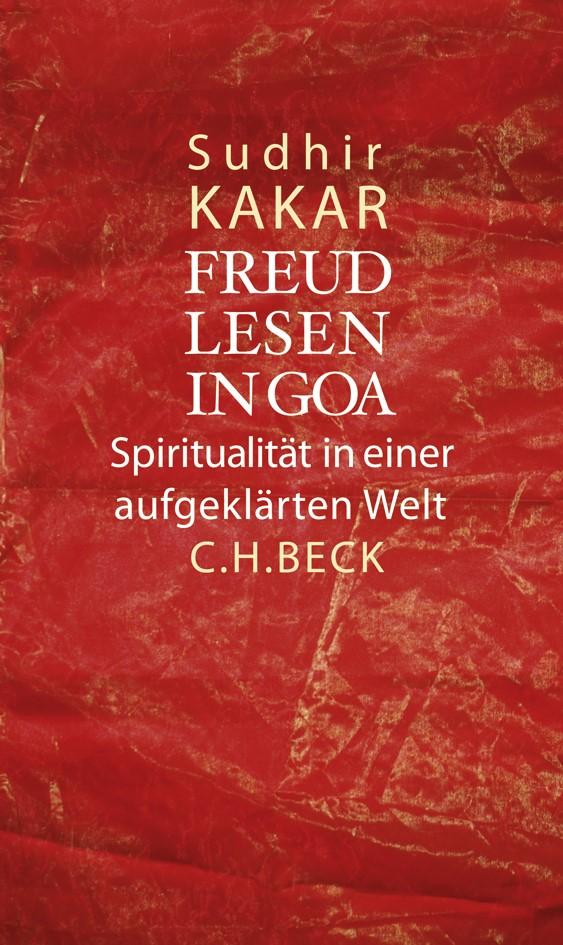 Cover des Buches 'Freud lesen in Goa'