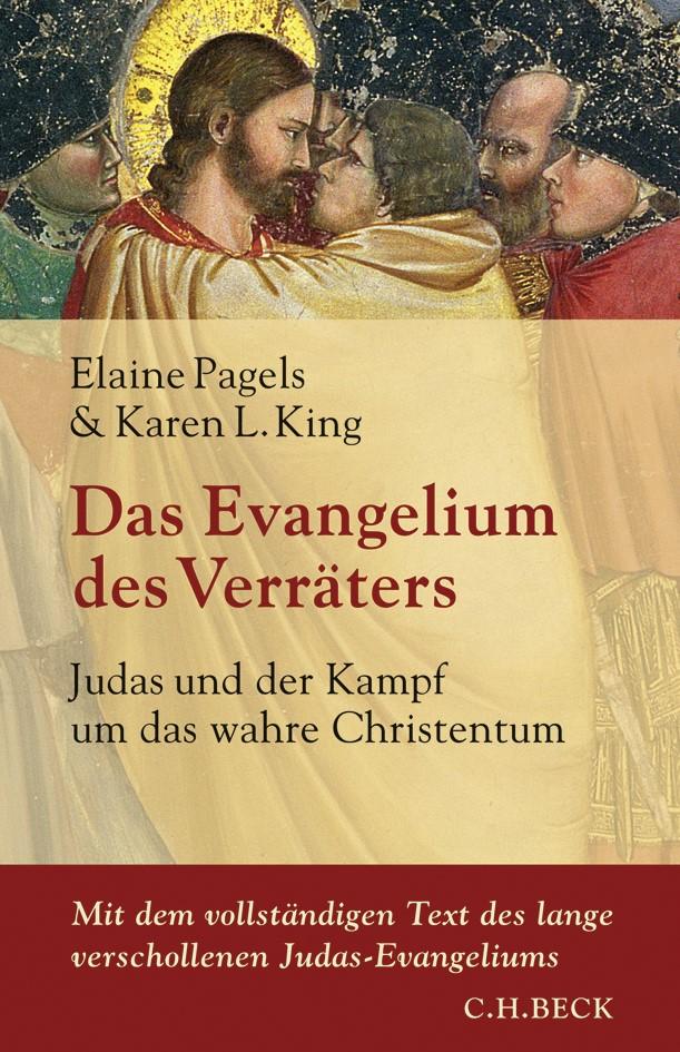 Cover des Buches 'Das Evangelium des Verräters'