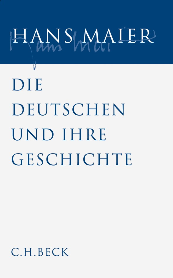 Cover des Buches 'Gesammelte Schriften, Band 5: Die Deutschen und ihre Geschichte'