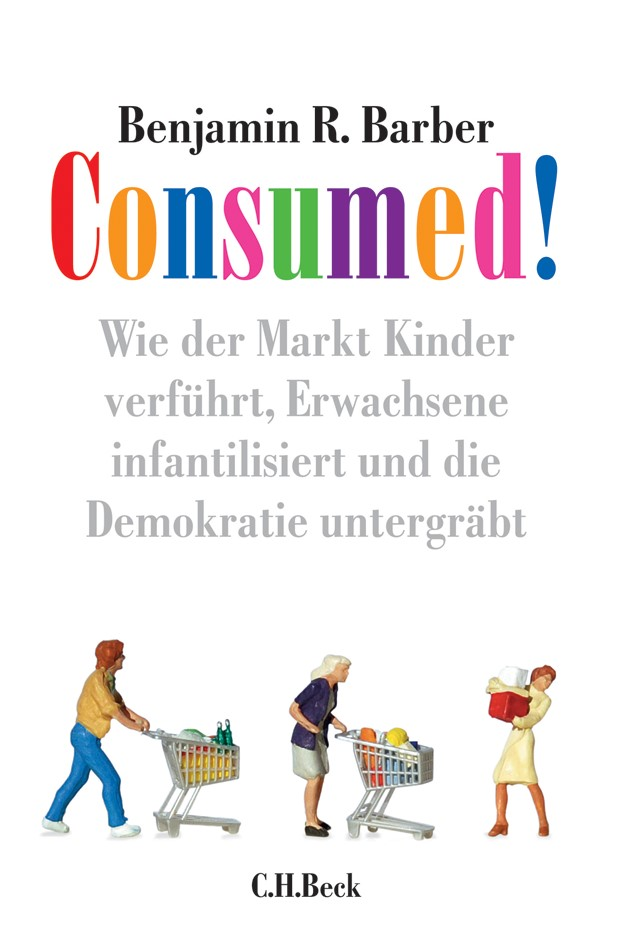 Cover des Buches 'Consumed!'
