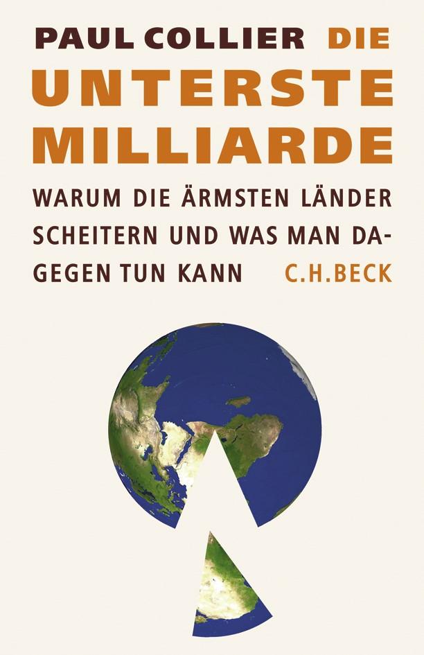Cover des Buches 'Die unterste Milliarde'